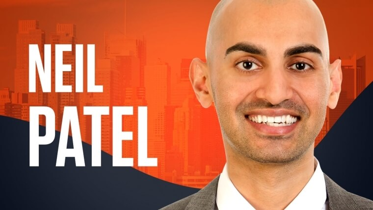 Neil Patel Content marketing